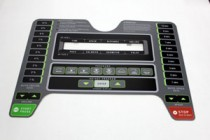Connector Wire Keyboard 300L 4P-4mmX2  Afg 2-0AT